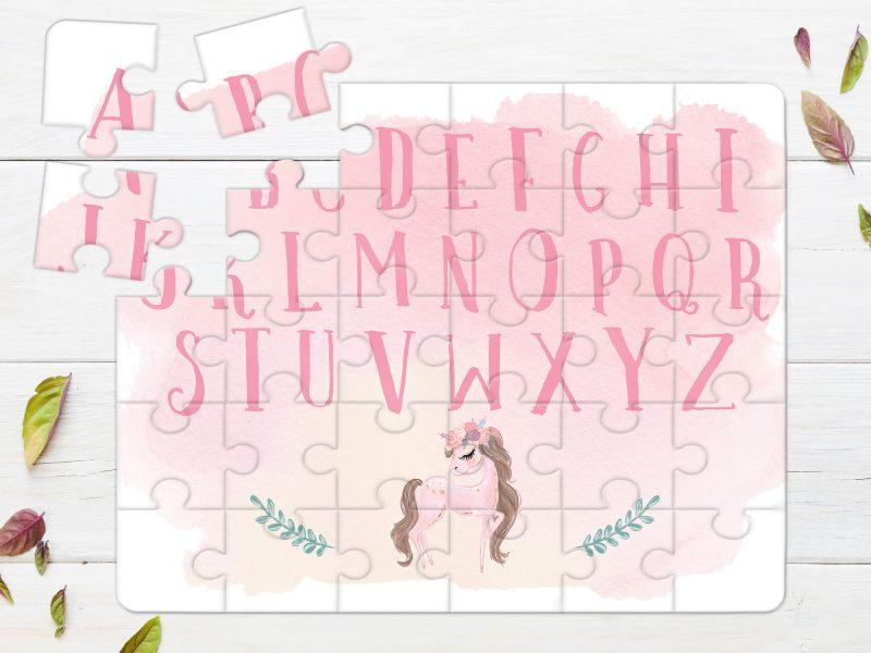 30 Piece Wooden Puzzle