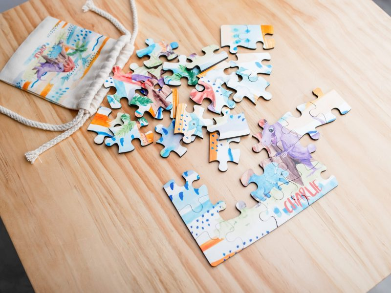 Puzzles + Games