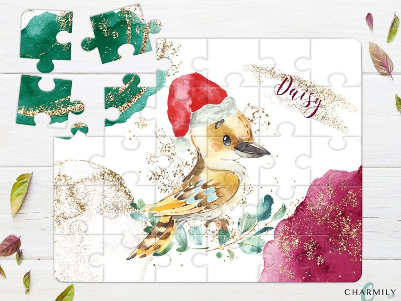 Christmas Puzzles + Games