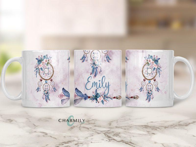 11oz Ceramic Coffee Cup