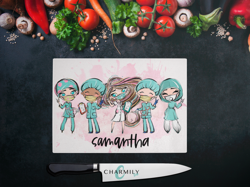 Kitchenware - Medical Team